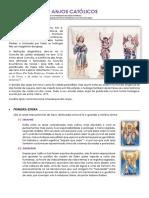 Hierarquia Dos Anjos Católicos