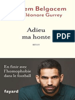 Adieu Ma Honte - Ouissem Belgacem, Eleonore Gurrey