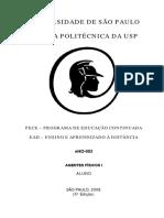 Curso - USP - Agentes Físicos I