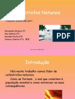Catastrofes_Naturais.ppt8oC
