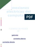 Conexiones eléctricas del computador #3