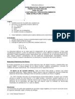 DESARROLLO DE Guia - Estructura atomica