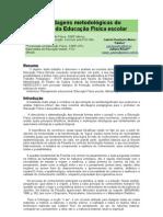 Abordagens metodológicas da EFI
