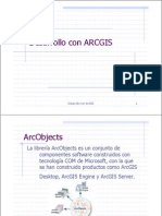 Tema 17 Desarrollo con ArcGIS Objects