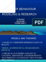 CB MODELS & RESEARCH