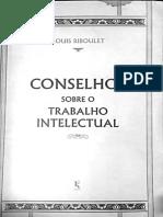 03 - Conselhos Sobre o Trabalho Intelectual - Louis Riboulet_text