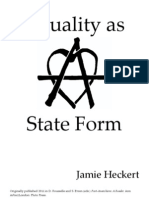 Sexuality as State Form