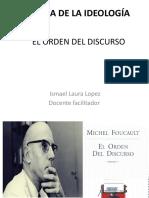 EL ORDEN DEL DISCURSO