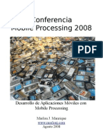 Mobile Processing 2008 - Brochure