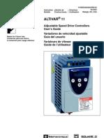 Altivar 11 User Manual