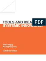 Tools and Ideas for Systemic Innovation