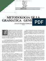 gramatica generativa