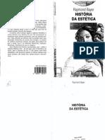 História Da Estética by Raymond Bayer (Z-lib.org)