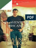 Amanda Quick O Aventura Riscanta