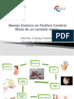 Parálisis Cerebral Mixta - Kinesiología