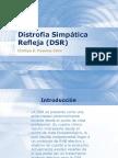 Distrofia Simpática Refleja - Kinesiología