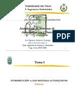 INSTALACION DE SISTEMAS DE AUTOMATIZACION Y DATOS