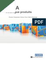 WIKA BR ProductPortfolio Fr Fr 27991