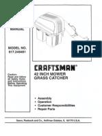 Leaf Catcher Manual