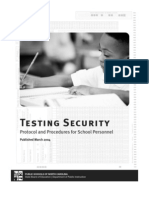 TestingSecurity