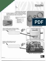 TruckTag Installation Instructions - Spanish