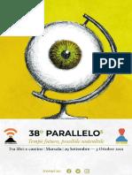 Libretto di Sala_38°Paralleo_V Edizione