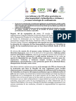 Informe CPI