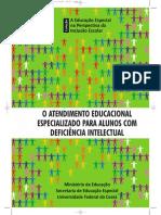 A Educaçao Especial Na Perspectiva Da Inclusão Escolar II