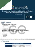 PPT Encuestas Secretarias Resultados y Pples Hallazgos 21.09.2021