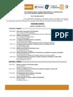 Programa-Simposium internacional herbicidas