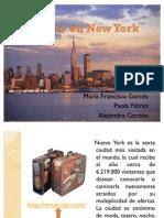 Turismo en New York