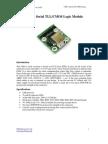 USB to Serial TLL-CMOS Logic Module