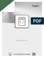 Whirlpool ZEN SF8414 Washing Machine