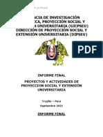 Proyeccion Social Grupo E -Gestion Ambiental