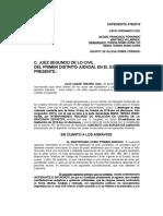 CONTESTACION AGRAVIOS FRANCISCO FERNANDO MARTINEZ VILLARREAL
