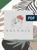 SALVAJE BY LU