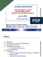 8W-X-Band-PHEMT-High-Power-Amplifier-Design-UMS