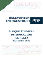 Relevamiento de Infraestructura 2021