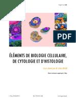 biocell 1 - cytologie (juin 2019, laura T)