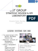 DST KPI Lab notes to print