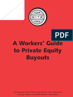 A Worker's Guide to Private Equity-e