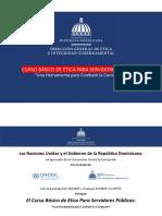 18052021Presentacion Curso Basico de Etica para Servidores Publicos