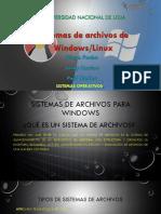 U3. Tarea 4. Sistema de archivos