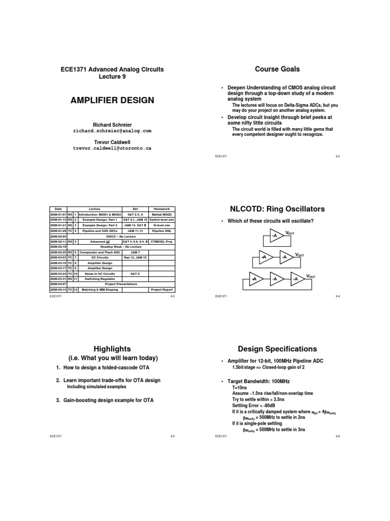 Analog System Examples Gallery Example Cover Letter For Resume