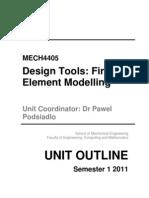 MECH4405_Outline2011
