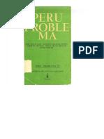 1. Perú Problema - Matos Mar, Salazar Bondy, Bravo Bresani, Escobar y Cotler (1969)