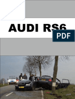 AUDI RS6 It is a Single Car.... This Is