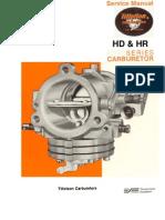Tillotson HD & HR Service Manual