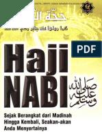 Tuntunan Haji Nabi Shalallohu'alahi wa salam