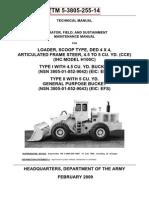 TM 5-3805-255-14  IHC MODEL 100C
